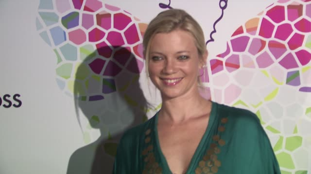 Amy Smart at the Ella Moss 10 Year Anniversary Celebration at West Hollywood CA