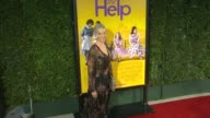 Amy Smart at the 'The Help' Los Angeles Premiere at Beverly Hills CA
