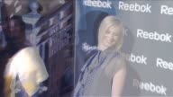 Amy Smart at the unveiling of Reebok's 'Freestyle World Tour' ad campaign and collection at 632 ON HUDSON in New York New York on February 21 2008