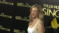 Amy Smart at 'Tyler Perry's The Single Moms Club' Los Angeles Premiere at ArcLight Cinemas Cinerama Dome on March 10 2014 in Hollywood California