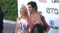 Amy Smart Carter Oosterhouse Debbie Levin at the 2011 Environmental Media Awards at Burbank CA