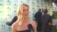 Amy Smart on Global Green and tonight's event on the oil spill on how people can help on if she thinks we need more green government policy at the...