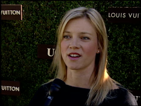 Amy Smart on losing her grandmother to cancer on becoming more educated about the disease on supporting the cause at the United Cancer Front/Louis...