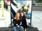 Amy Yasbeck and daughter Stella at the 'Lemony Snicket's A Series of Unfortunate Events' World Premiere at the Cinerama Dome at ArcLight Cinemas in...