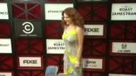 Amy Yasbeck at Comedy Central Roast Of James Franco on 8/25/2013 in Culver City CA