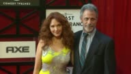 Amy Yasbeck Michael Plonsker at Comedy Central Roast Of James Franco on 8/25/2013 in Culver City CA
