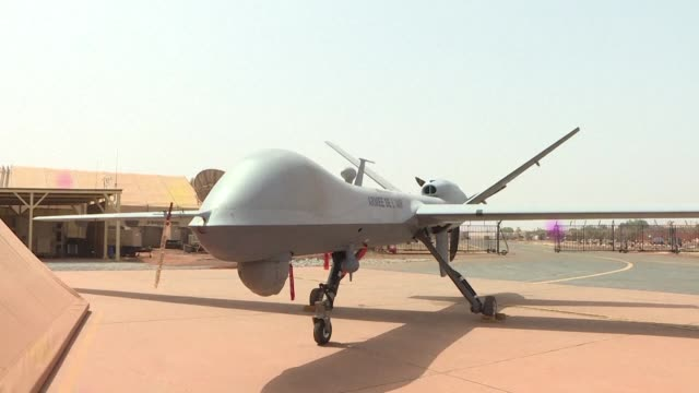 An added asset to help French aviators in Operation Barkhane French drones will soon be weaponised to help fight jihadist groups in the Sahel region
