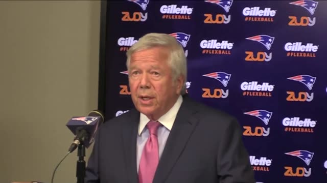 An angry Robert Kraft lashes out at the NFL and throws his support to Tom Brady