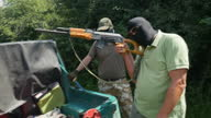 An Eastern European mafia gang has told Sky News they're prepared to sell automatic weapons to anyone including terrorists Security analysts fear the...