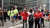 An estimated 310000 people turned out for the People's Climate March in New York City on September 21st just days before many of the world's leaders...