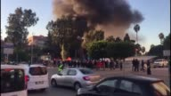 An explosion was heard in the parking lot of the governor's office in southern Turkey's Adana province early Thursday Several ambulances and police...