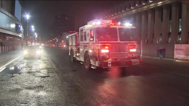 An investigation revealed that the fire that broke out below Penn Station early Tuesday occurred accidentally FDNY said the blaze was electrical and...