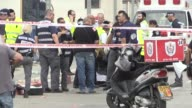 An Israeli soldier and three passers by were stabbed Thursday in Tel Aviv and the attacker was killed officials said the latest in a series of...