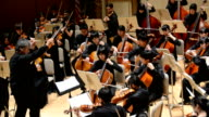 An orchestra composed of teenagers from Fukushima Prefecture in Japan's northeast made its US debut Sunday showing an audience in Boston the members'...