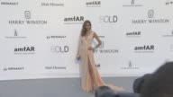 Ana Beatriz Barros at amfAR's 23rd Cinema Against AIDS Gala Arrivals at Hotel du CapEdenRoc on May 19 2016 in Cap d'Antibes France