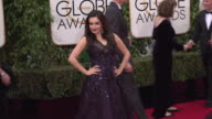 Ana de la Reguera at 73rd Annual Golden Globe Awards Arrivals at The Beverly Hilton Hotel on January 10 2016 in Beverly Hills California 4K