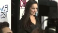 Ana de la Reguera at the 'Che' premiere at Los Angeles CA