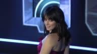 Ana de la Reguera at the 'Tron' Premiere at Hollywood CA