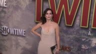 Ana de la Reguera at The World Premiere of the new Showtime LimitedEvent Series 'Twin Peaks' at Ace Hotel on May 19 2017 in Los Angeles California
