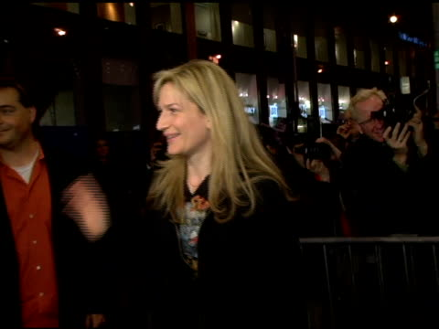 Ana Gasteyer and Charlie McKittrick at the 'Barefoot in The Park' Opening Night at the Cort Theatre in New York New York on February 16 2006