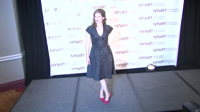 Ana Gasteyer at the New York Women In Film Television 31st Annual Muse Awards on in New York NY