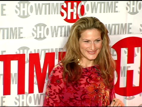 Ana Gasteyer at the StarStudded TCA Press Tour Party Hosted By Showtime at Universal Studios in Universal City California on January 12 2005
