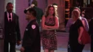 Ana Gasteyer departs Hollywood 10/24/12