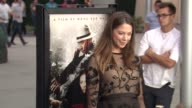 Analeigh Tipton at The Grandmaster Los Angeles Premiere on 8/22/2013 in Hollywood CA