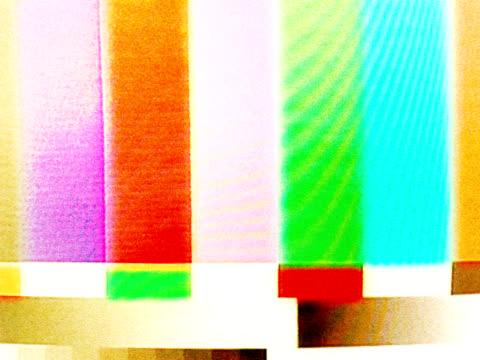 Analoge-Colourbar Unfall