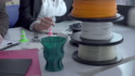 Analyzing objects from 3D Printer