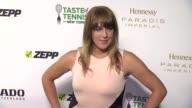 Anastasia Pavlyuchenkova at Taste of Tennis at W New York Hotel on August 27 2015 in New York City