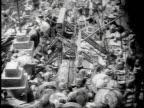 1923 REENACTMENT Ancient Babylonian battle scene