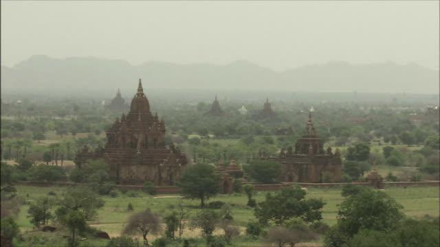 Ancient City In Myanmar