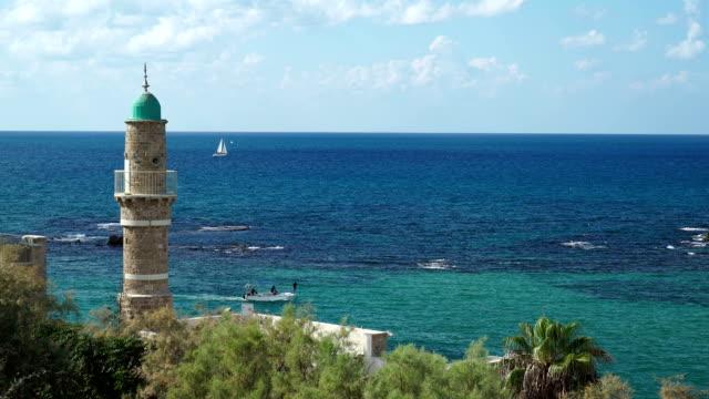 Ancient Jaffa Port