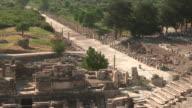 Ancient Road, Ephesus, Turkey