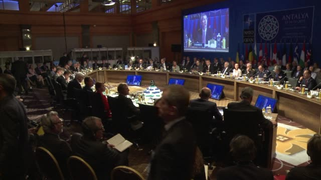 NATO and the European Union on Thursday said they wanted to tighten cooperation in the face of 'new threats' emanating from the assertive policies of...
