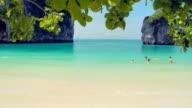 HDR Andaman Beach