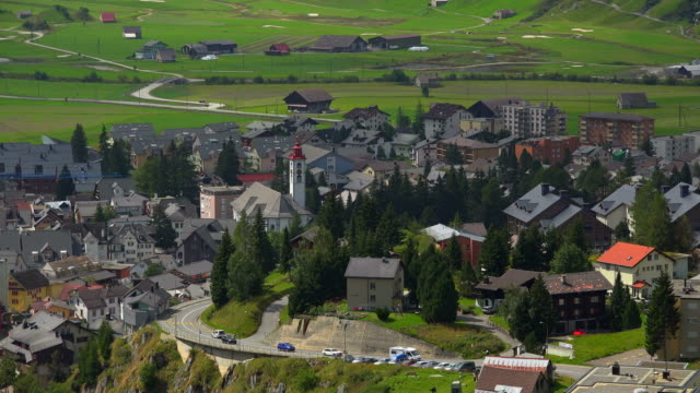 Andermatt, Canton Uri, Switzerland, Europe