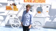 Anders Holm at the 2015 MTV Movie Awards at Nokia Theatre LA Live on April 12 2015 in Los Angeles California