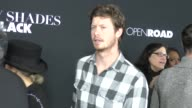 Anders Holm at the Fifty Shades Of Black Premiere at Regal Cinemas in Los Angeles in Celebrity Sightings in Los Angeles