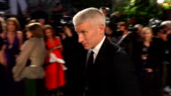 Anderson Cooper at the 2012 Vanity Fair Oscar Party Hosted By Graydon Carter Inside Party at West Hollywood CA