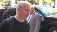 Anderson Cooper at the 'Anderson Live' studio in New York NY on 09/25/12