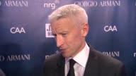 INTERVEIW Anderson Cooper on Sean Penn at Sean Penn Friends HELP HAITI HOME A Gala to Benefit J/P Haitian Relief Organization Presented by Giorgio...