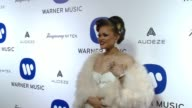 Andra Day at Warner Music Group Grammy After Party 2016 in Los Angeles CA
