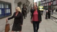 Three men jailed Andre Aderemi murder Three men jailed ENGLAND London Old Bailey EXT Mother of Andre Aderemi leaving court after three men jailed for...