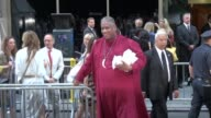 Andre Leon Talley at Spring 2013 MercedesBenz Fashion Week at Lincoln Center in New York NY on 09/13/12