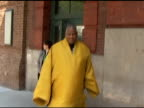 Andre Leon Talley in New York at the Celebrity Sightings in New York at New York NY
