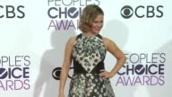 Andrea Barber at the People's Choice Awards 2017 at Microsoft Theater on January 18 2017 in Los Angeles California