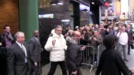 Andrea Bocelli at the 'Good Morning America' studio in New York on 12/6/2011