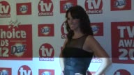 Andrea McLean at the TV Choice Awards 2012 Andrea McLean at The Dorchester Hotel on September 11 2012 in London England